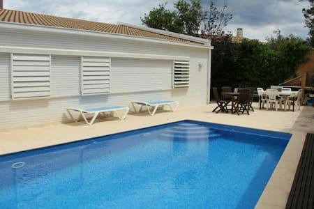 Preciosa casa con piscina privada - El Port de la Selva - Дом