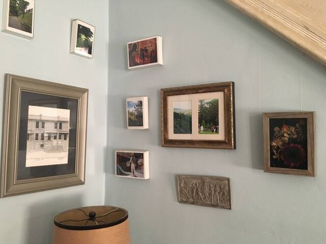 Loved 2 bedroom rental 2.2mi from Inner Harbor - Baltimore - Huis