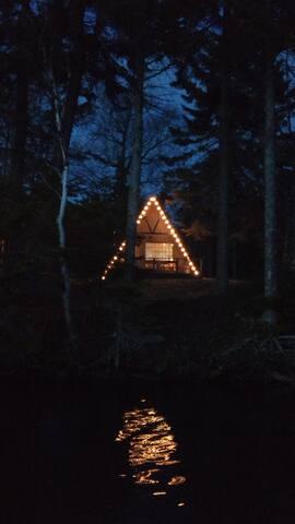 Back Lake Cabins - DIRECT TRAIL ACCESS! - Pittsburg - Cabana