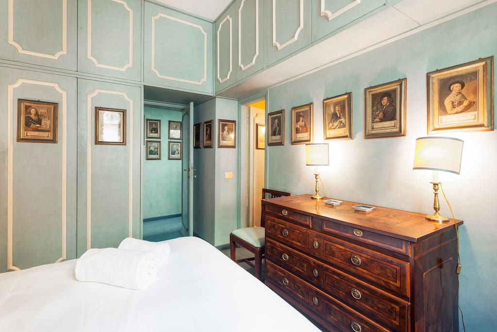 The Bedroom - The wardrobe