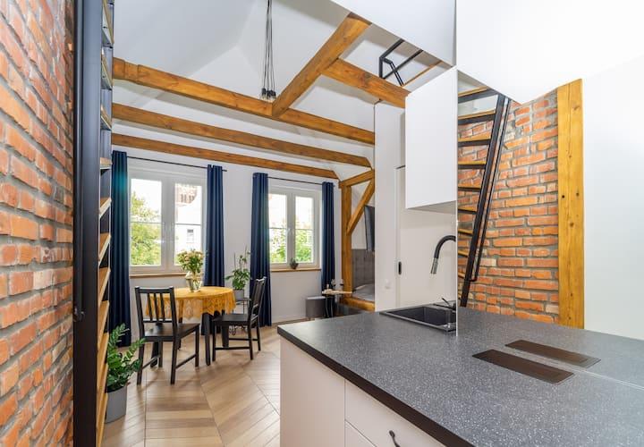 Butikowy apartament na Gdańskiej Starówce