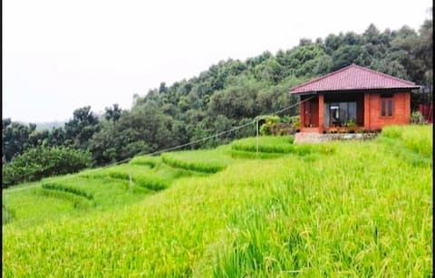 Studio villa at Imah Picung