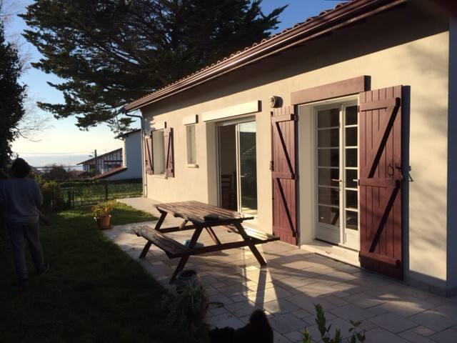Maison indépendante - Parlementia - Bidart - House