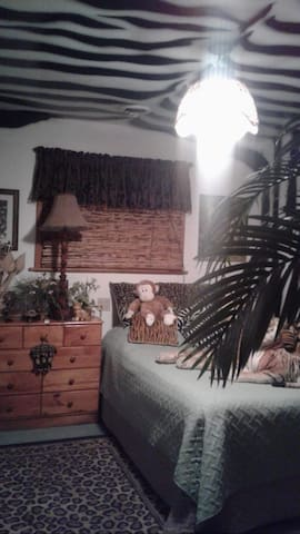 The Safari Room