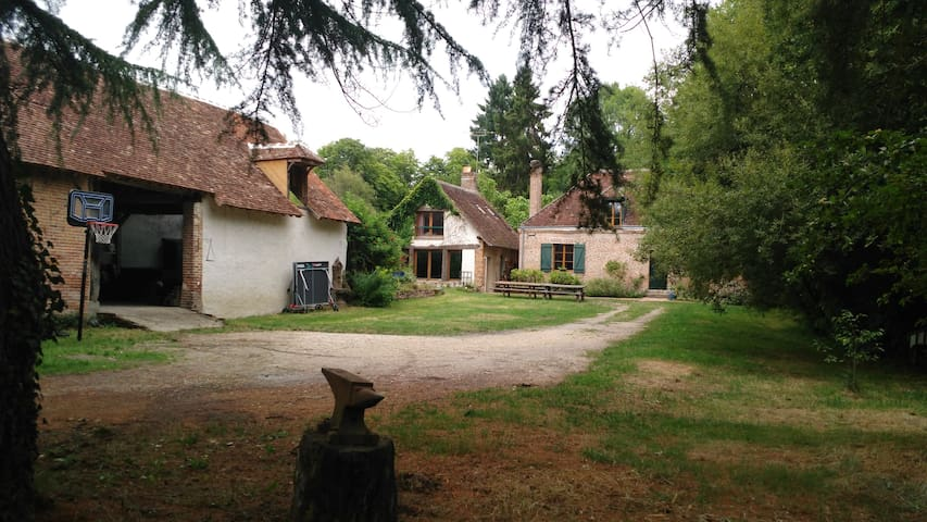 Chambre aux Hirondelles, indépendante & privative