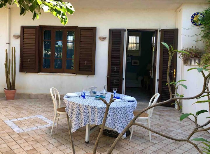Casa Federico, confortable maison individuelle