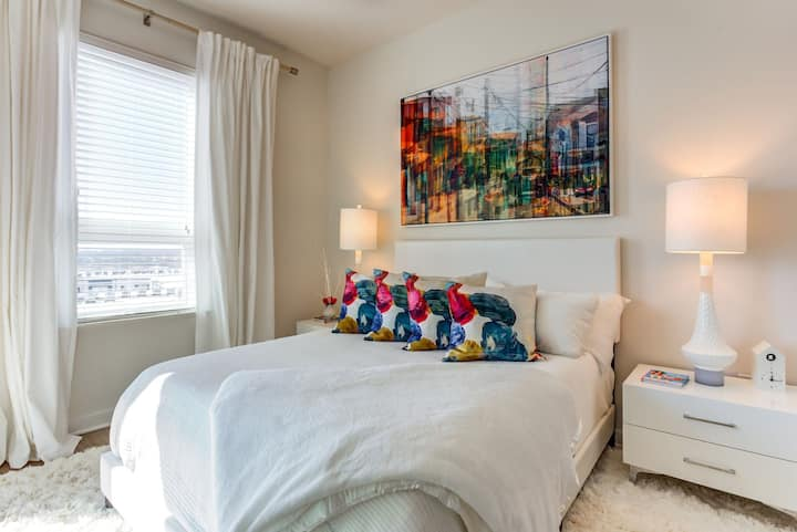 Your home away from home | 2BR in Charlotte
