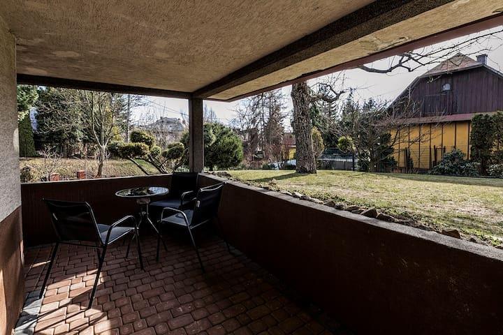 Garden Apartment - Rzeszów