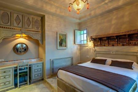 CHAMBRE ELYSSA GUEST HOUSE DAR ENNASSIM LA MARSA - Carthage