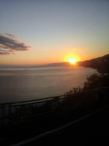 La Casa in Riviera , una zona di Liguria da sogno