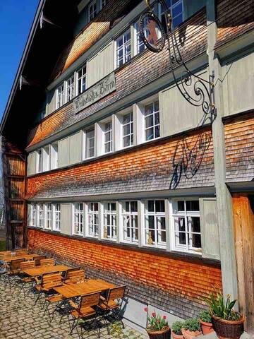 Urwaldhaus Rehetobel