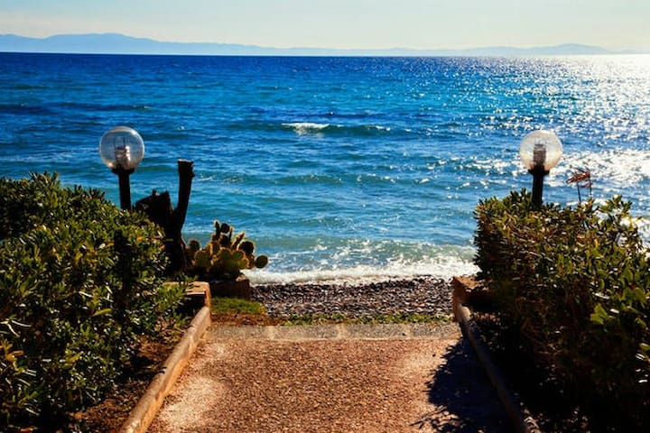 Beautiful seaside villa - Halkidiki - House
