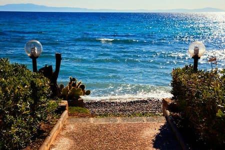 Beautiful seaside villa - Halkidiki
