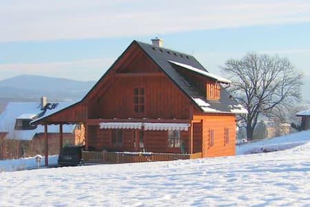 House near Roznov pod Radhostem - Střítež nad Bečvou - Hus