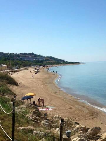Case vacanze a 50 mt. dal mare - sciacca san Giorgio  - Apartment
