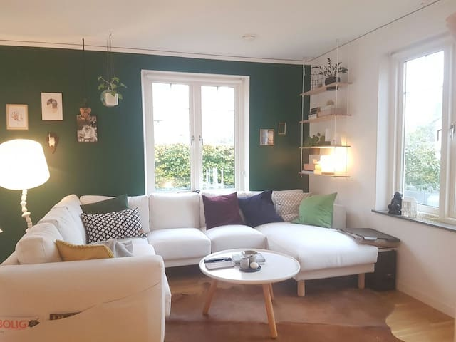 Lovely room near IKEA of Sweden - Älmhult - Talo