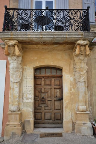 Les Atlantes de Provence - Saint-Saturnin-lès-Apt - Casa