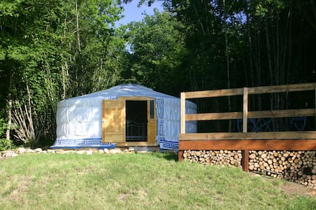 Mongolian Yurt set in 55 acres - Yurt