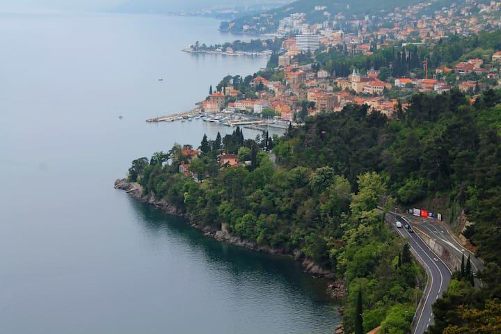 Appartamenti Matulji Croazia