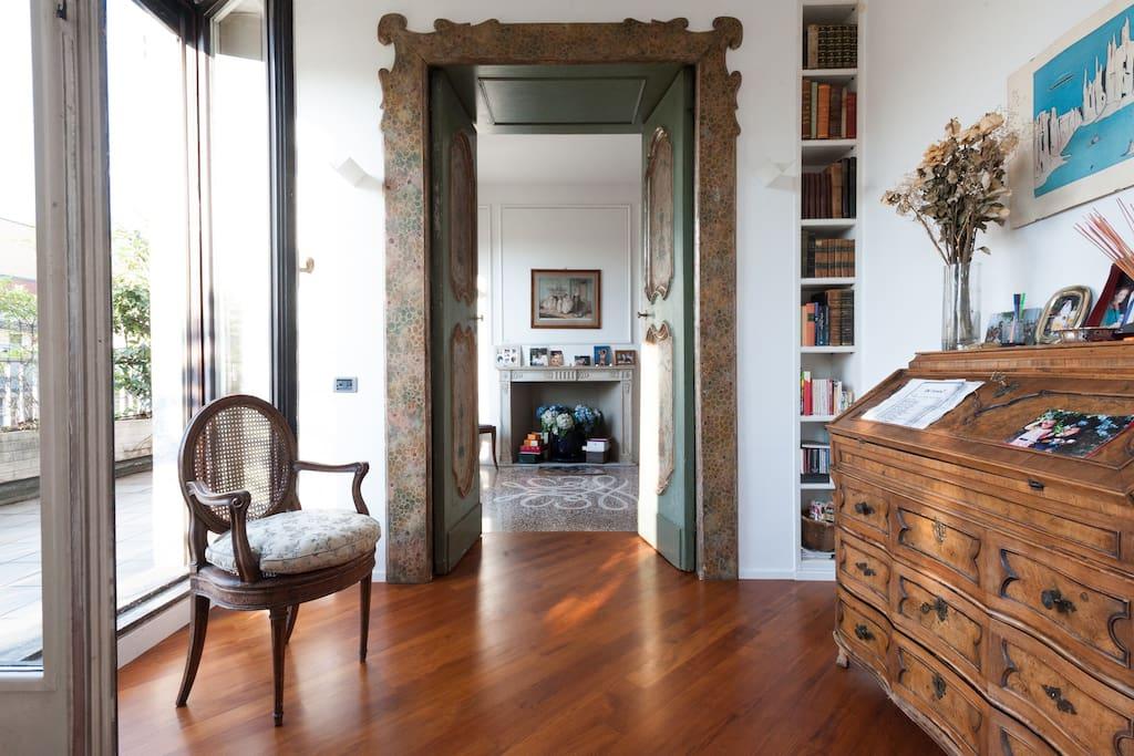 Camera di pregio con bagno privato appartamenti in affitto a milano lombardia italia - Ostelli londra con bagno privato ...