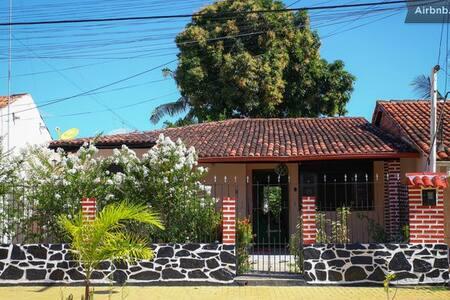 Beach house for 10 people - Morro de São Paulo