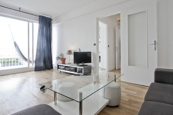 ★ Beautiful apartment with toll parking 10euro/day