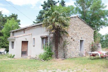Picturesque 3bedroom cottage . - Saint-Couat-du-Razès