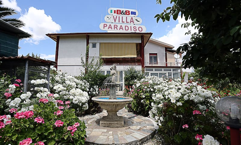Villa Paradiso - Camere Nuove - Racalmuto - Bed & Breakfast