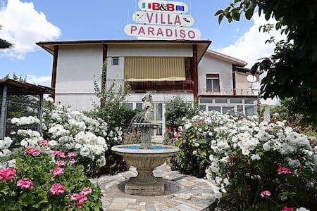 Villa Paradiso - Camere Nuove - Racalmuto