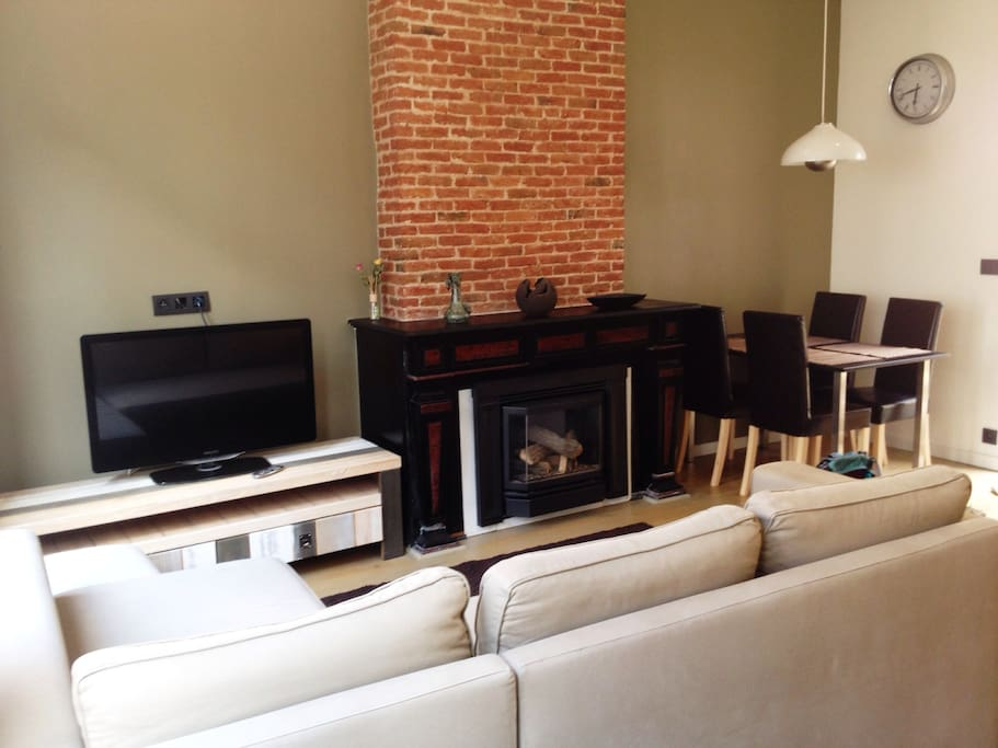 Renovated apartment in the centre