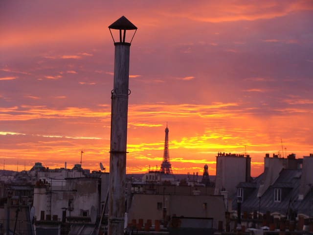 Paris at your feet - Great View