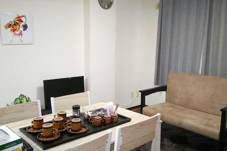 60㎡/Hakodate/good Location/3bedroom/Max 12ppl - 函館市