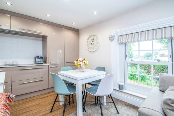 Fab apartment on the edge of Norwich city centre