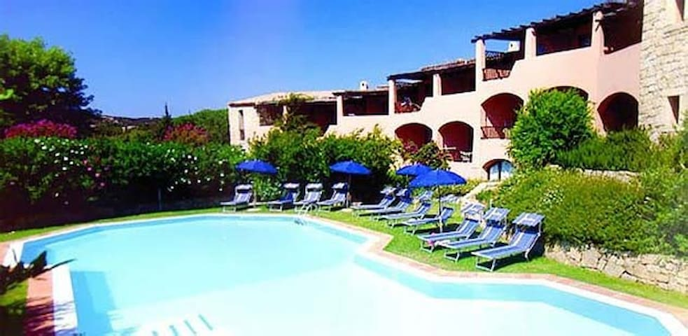 Elegante suite al Green Park Hotel - porto cervo - Annat