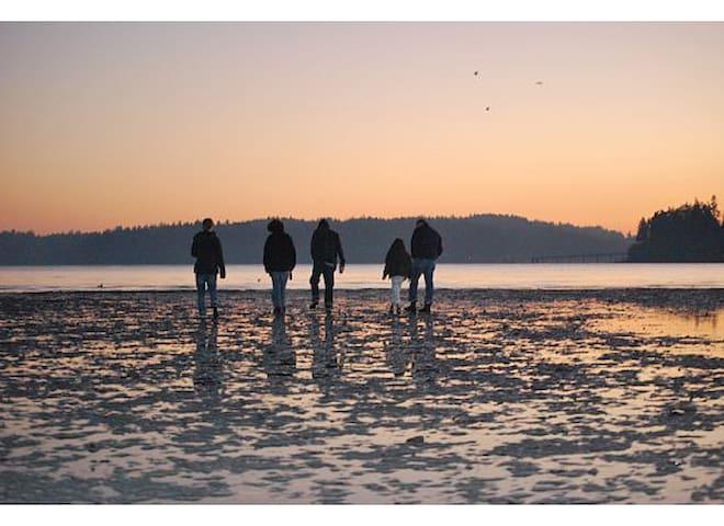 Pacific Northwest Getaway Indianola - Indianola - Ház
