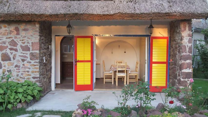 Balatonfenyves Soproni utca 19. - Balatonfenyves - House