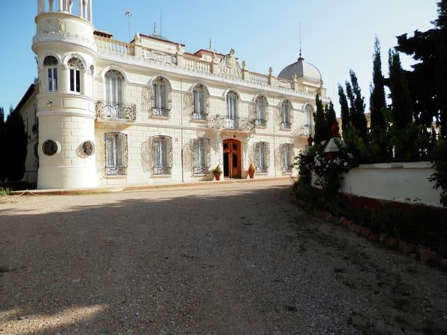Habitación Matrimonio (El Abuelo ) - Requena - Гестхаус