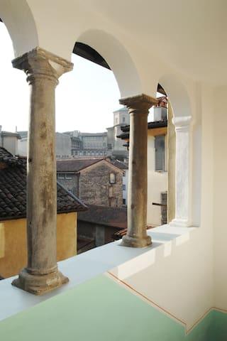 Mirabile-Bergamo Alta - Bergamo - Apartament
