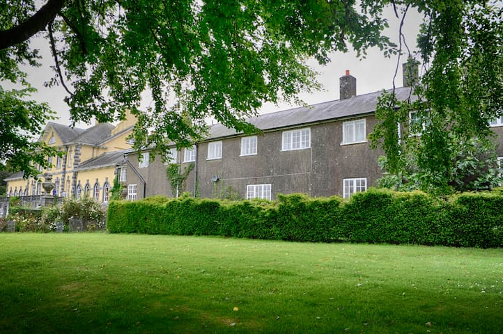 South Flat with garden views - Boncath