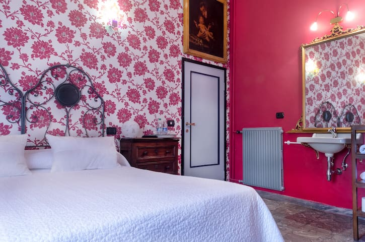 I sapori del passato:  ROOM 1800 - Scarlino - Bed & Breakfast