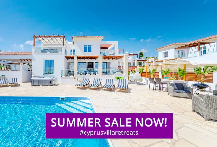 Villa Marina, by Cyprus-Villa-Retreats.com