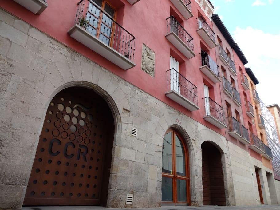 Piso nuevo en casco antiguo apartamentos en alquiler en - Espacios verdes logrono ...