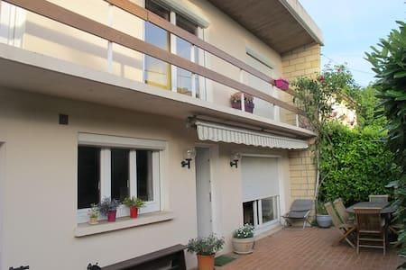 Chambre privée à 10' de Roissy CDG - Marly-la-Ville - Casa