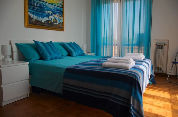 "B & B ""Luli"" -  camera Blue - Dormelletto - Bed & Breakfast"