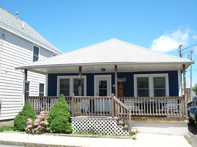 Sand Dollar is steps to beach+WIFI - Hampton - Haus