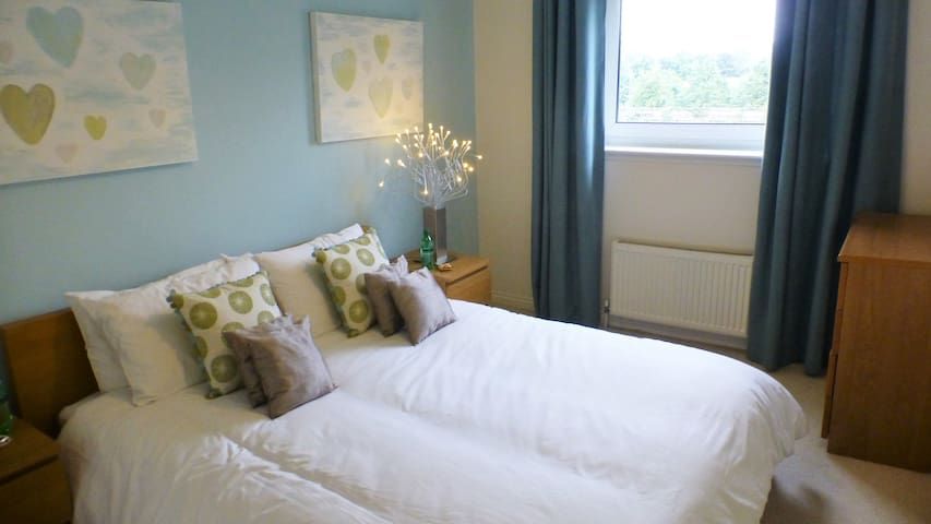 Glasgow Green  2 Dbl Bedrooms - Glasgow