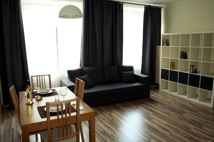Nice & quiet center apartment - Riga - Appartement