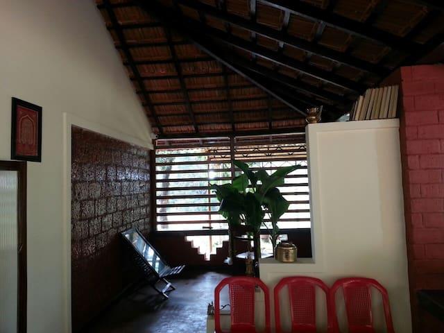NIDHIVANA FARMS, bakrebail-salethoor rd, Mangalore