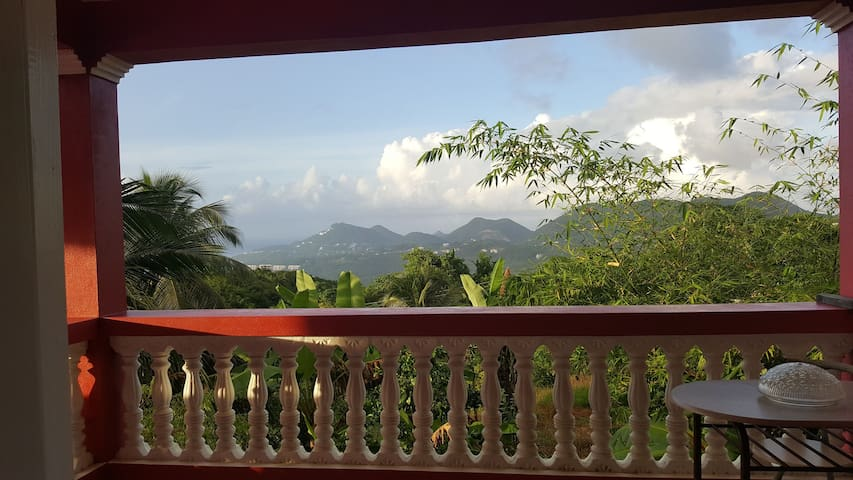 2 Bedroom Apartment, Sea View Place, St Lucia