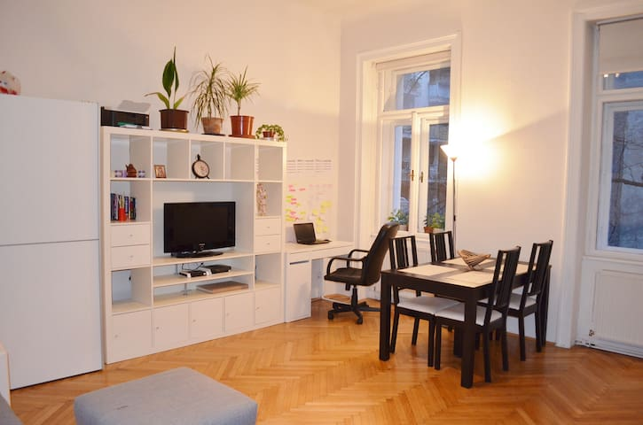 Lovely apartment in central Vienna - Vienna - Apartemen